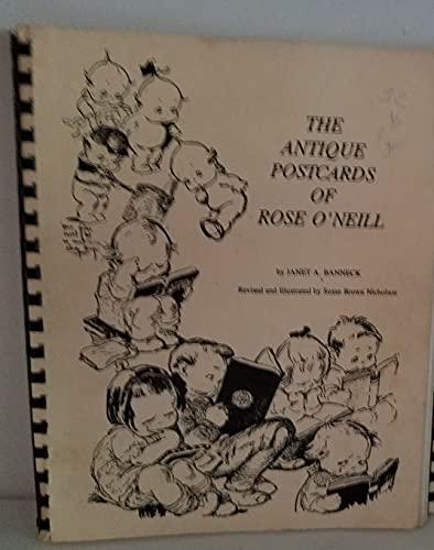 9781882207015: The antique postcards of Rose O'Neill