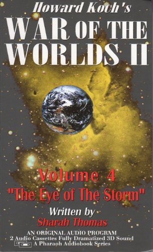 9781882209415: War of the Worlds II Eye of the Storm