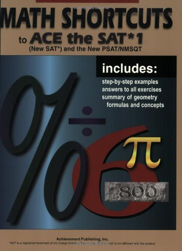 Math Shortcuts to Ace the Sat & Psat