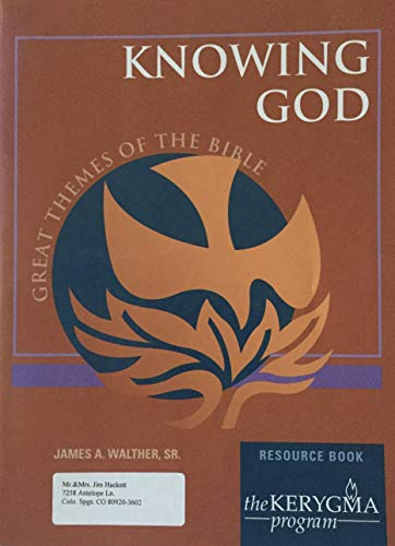 9781882236527: Knowing God: Participant (Great Themes of the Bible)