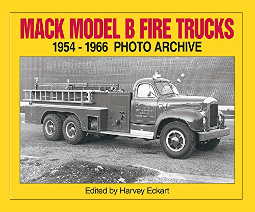 9781882256624: Mack Model B Fire Trucks: 1954-66 (Photo Archive)