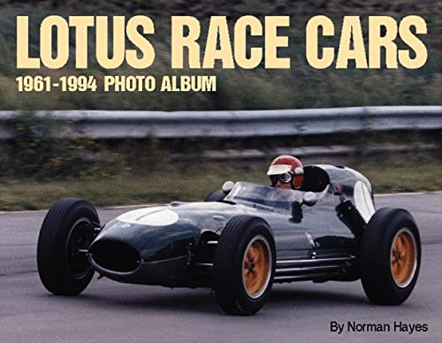 9781882256846: Lotus Race Cars 1961-1994 Photo Album