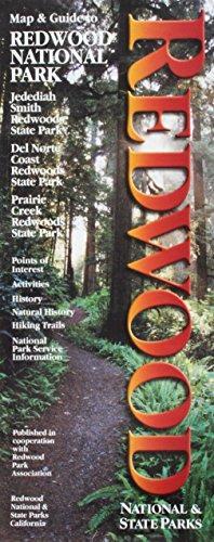 9781882276356: Redwood Nat'l Park, CA Map & Guide