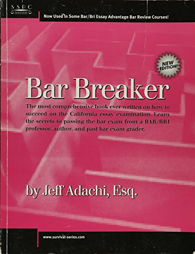 9781882278121: Bar Breaker (Survival Series, Volume 1)