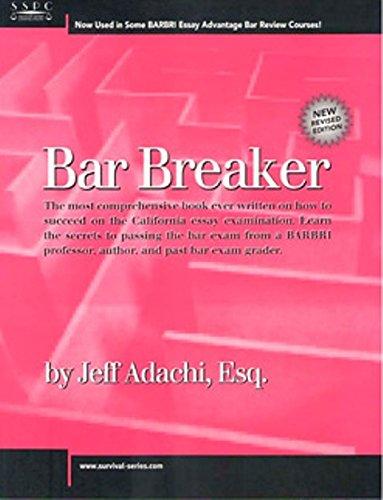 Bar Breaker: Jeff Adachi