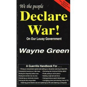 Declare War (1882281004) by Green, Wayne