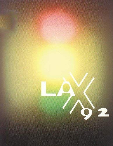 9781882299010: LAX: The Los Angeles Exhibition