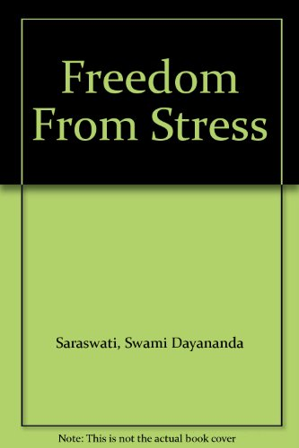 9781882325221: Freedom From Stress