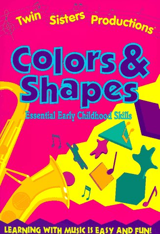 9781882331161: Colors & Shapes (Twin Sisters Productions)