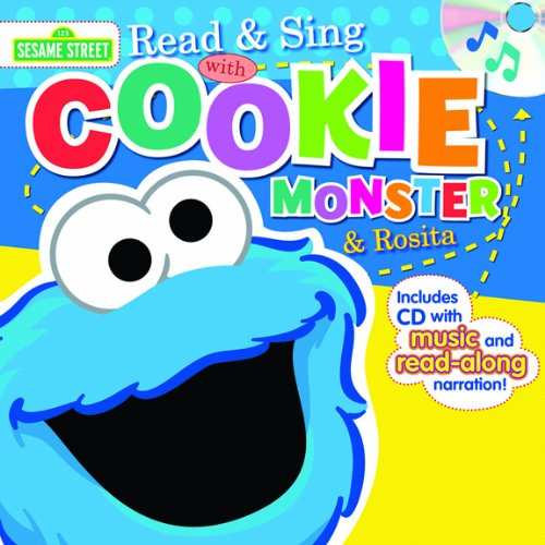 Read & Sing With Cookie Monster (9781882331673) by Twin Sisters Productions