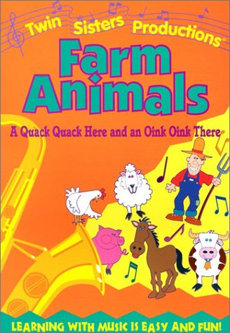 9781882331864: Farm Animals: A Quack Quack Here and an Oink Oink There (Early childhood series)