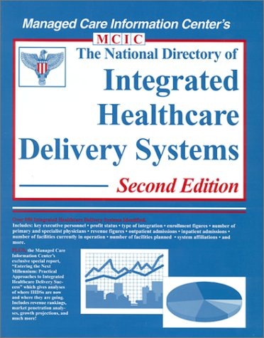 9781882364312: The National Directory of Integrated Healthcare Delivery Systems 2nd Edition