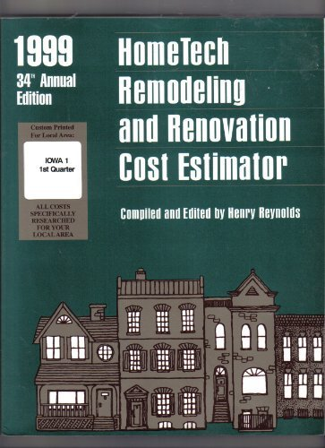 Home Tech Remodeling and Renovation Cost Estimator