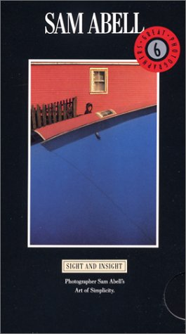 9781882386062: Sam Abell, Sight and Insight: Photographer Sam Abell's Art of Simplicity [VHS]