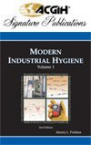 9781882417759: Modern Industrial Hygiene: Volume 1 - Recognition and Evaluation of Chemical Agents
