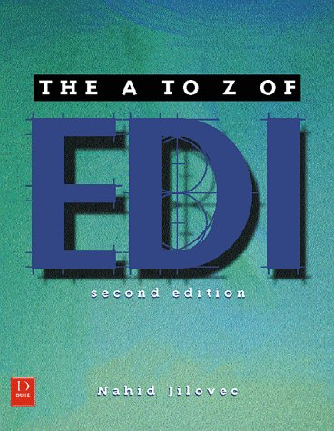 9781882419166: A to Z of EDI and Its Role in E-Commerce