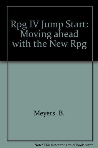9781882419241: Programming in Rpg IV