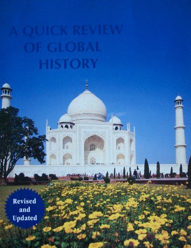 A quick review of global history: Everything: James Killoran