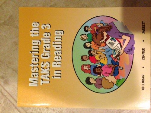 Mastering the TAKS Grade 3 in Reading: Mark Jarrett; Stuart