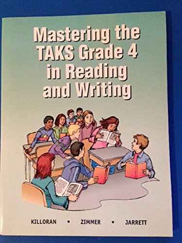9781882422753 Mastering The Taks Grade 4 In Reading And