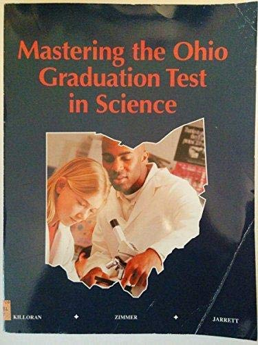 Mastering the Ohio Graduation Test in Science: Stuart Zimmer; Mark