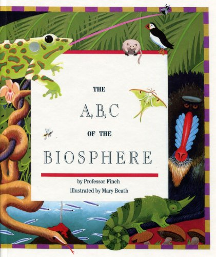 The A, B, C of the Biosphere: Max Finch