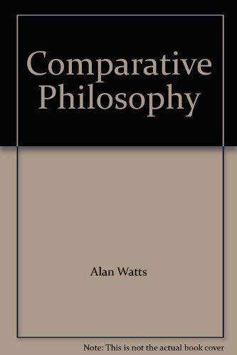 9781882435050: Comparative Philosophy