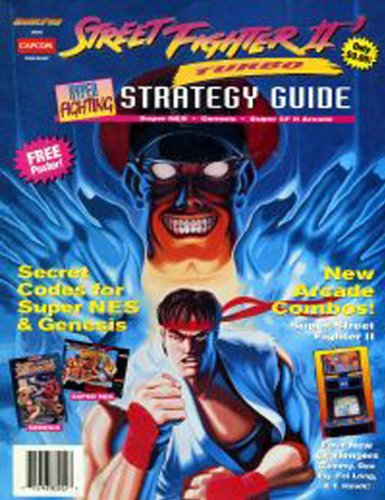 9781882455027: Street Fighter II Turbo Hyper Fighting Strategy Guide