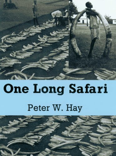 9781882458189: One Long Safari