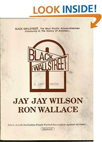 9781882465002: BLACK WALLSTREET