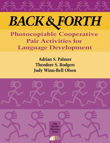 9781882483730: Back & Forth: Pair Activities for Language Development