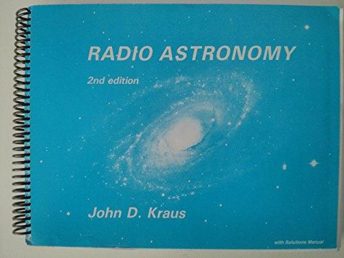 Radio Astronomy (9781882484003) by John Daniel Kraus