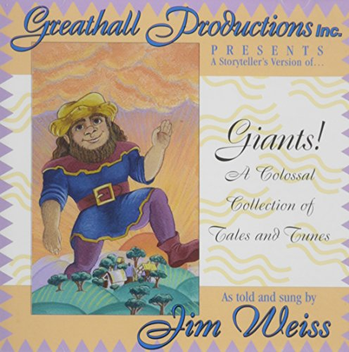 9781882513178: Giants! A Colossal Collection of Tales and Tunes