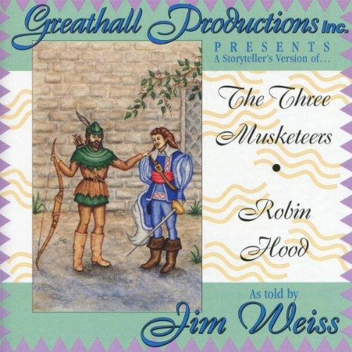 9781882513291: Three Musketeers/Robin Hood