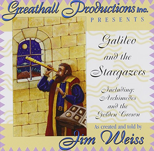 9781882513468: Galileo and the Stargazers: Including Archimedes and the Golden Crown (Galileo and the Stargazers)