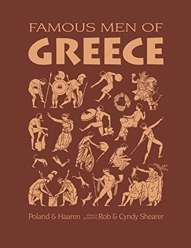 Famous Men of Greece (Greenleaf Press): Haaren, John H,