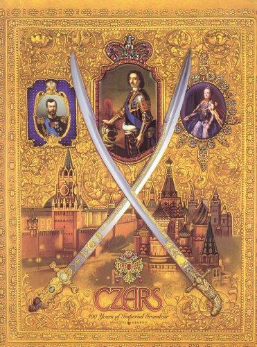 9781882516148: Czars: 400 Years of Imperial Grandeur (Memphis International Cultural)