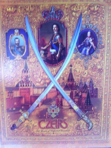 9781882516155: Czars: 400 Years of Imperial Grandeur