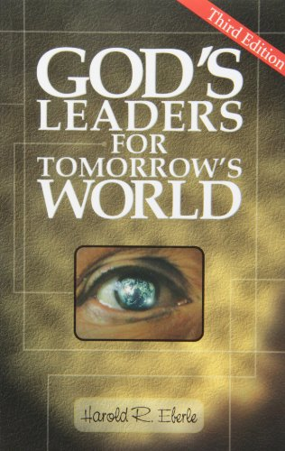 9781882523214: God's Leaders for Tomorrow's World