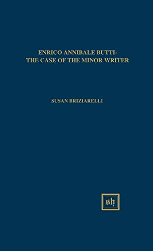 ENRICO ANNIBALE BUTTI: THE CASE OF THE MINOR WRITER