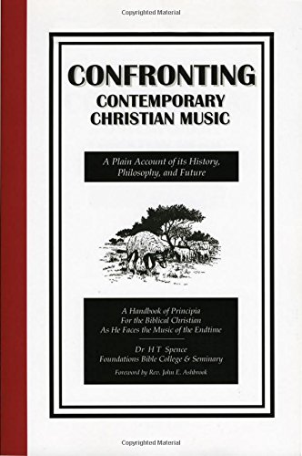 9781882542406: Confronting Contemporary Christian Music
