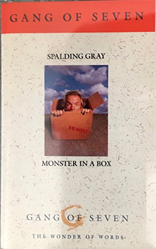 Monster in a Box: Spalding Gray