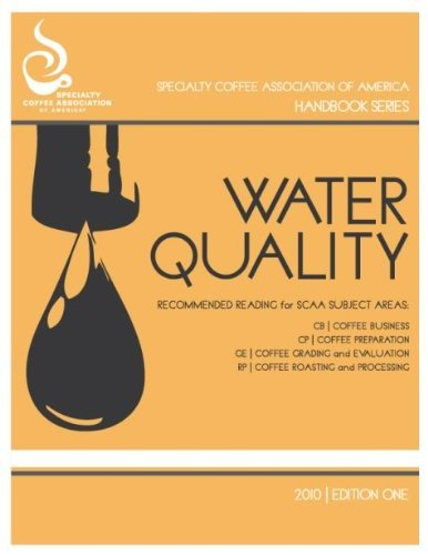 9781882552085: Water Quality (Specialty Coffee Association Of America Handbook Series, Second Edition)