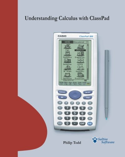 9781882564026: Understanding Calculus with ClassPad