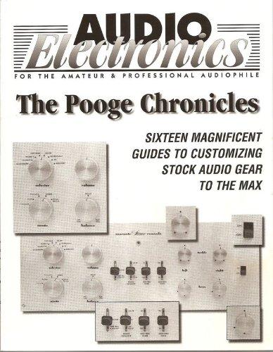 9781882580149: Audio Electronics the Pooge Chronicles