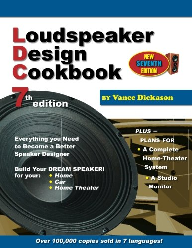 9781882580330: Loudspeaker Design Cookbook