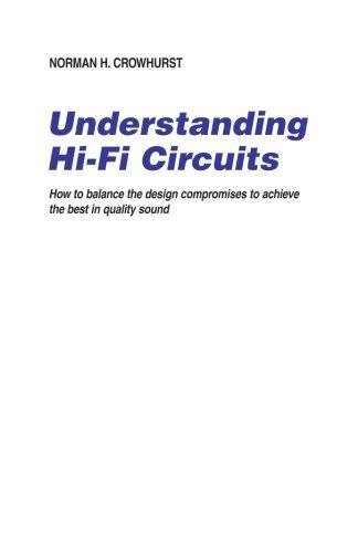 Understanding Hi Fi Circuits: Norman Crowhurst