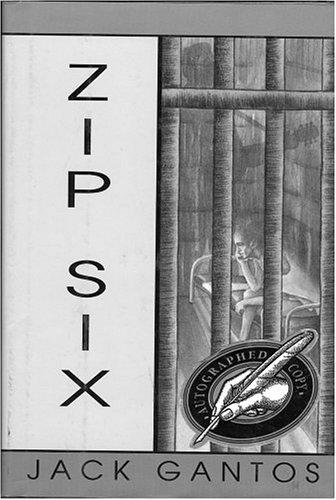 9781882593392: Zip Six: A Novel