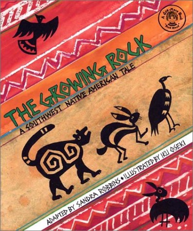 9781882601158: The Growing Rock: A Native American Tale (Book & Cassette) (A See-More Book)