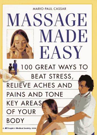 9781882606177: Massage Made Easy